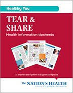 Tear & Share Healthy You Tips